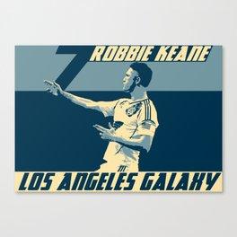 Robbie Keane Canvas Print