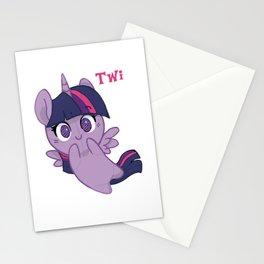 Twilight Sparkle cutie  Stationery Cards