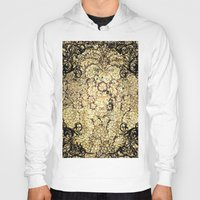 decorative Hoodies featuring Decorative pattern by nicky2342