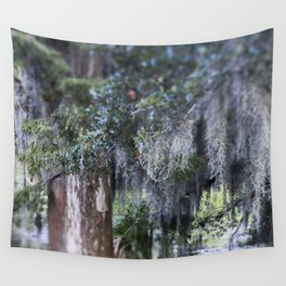 New Orleans Spanish Moss Wall Tapestry