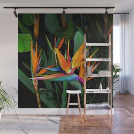 Midnight in Hawaiian Paradise Wall Mural