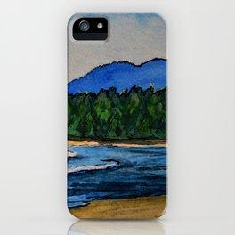 Mackenzie Beach iPhone Case