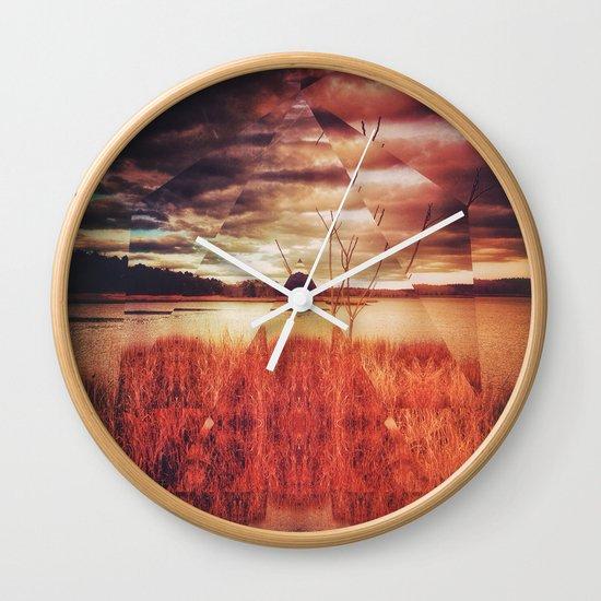 pyrmyd stylk Wall Clock