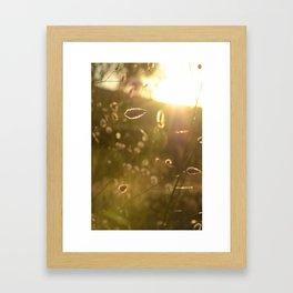 Sweet Little Moments Framed Art Print