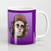 venus Mugs featuring Venus by Julio César