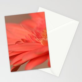 tears of a flower Stationery Cards