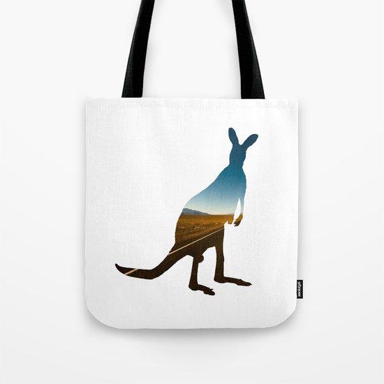kangaroooo Tote Bag