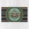 Lotus Mandala Pattern by angoes25