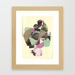 cabezona Framed Art Print