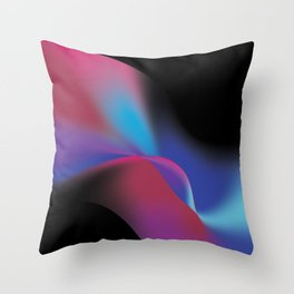 Colorful 1 Throw Pillow