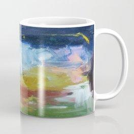 spring night fire Coffee Mug