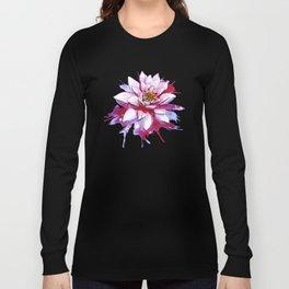 Bleeding Lotus Long Sleeve T-shirt
