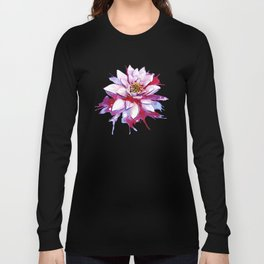 Bleeding Lotus Long Sleeve T-shirt