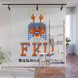 F**K YOU Wall Mural