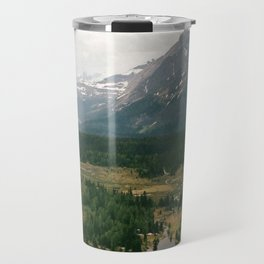 Rocky Mountains Canada Travel Mug