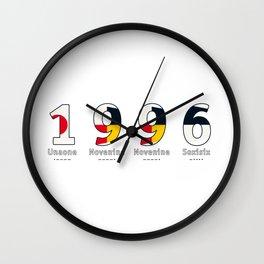 1996 - NAVY - My Year of Birth Wall Clock