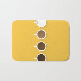 Coffee + Simplicity Bath Mat