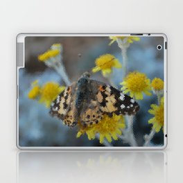glass butterfly Laptop & iPad Skin
