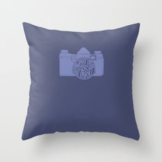 What Did You See in that Park? -Blow-Up Throw Pillow