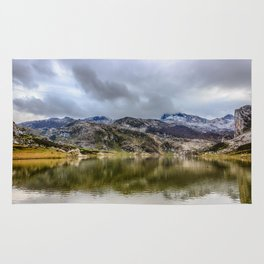 Lakes of Covadonga Rug