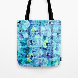 flower kirsche kaleidoskope Tote Bag