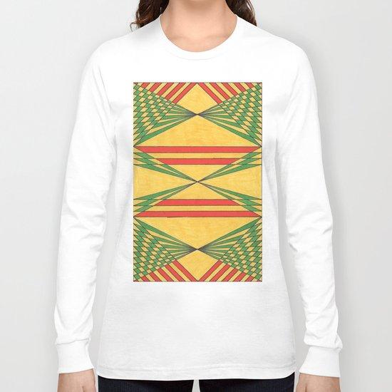 yellow brick Long Sleeve T-shirt
