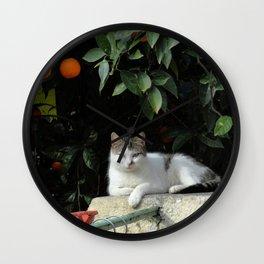 Sweet Spot Wall Clock