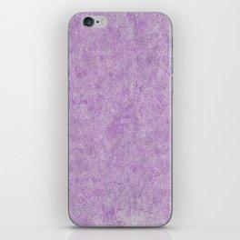 Lavender Elegance iPhone Skin