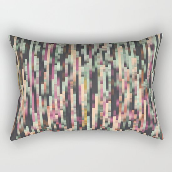 Pixelmania IV Rectangular Pillow
