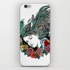 Feather Dream iPhone Skin