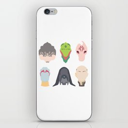 Choose Your Party No. 2 iPhone Skin