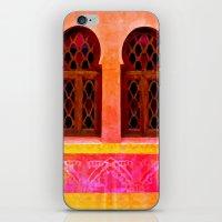 morocco iPhone & iPod Skins featuring Morocco  by Xchange Art Studio