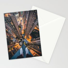 Nightscape The Drop Stationery Cards
