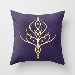 Lûth Galadh Throw Pillow