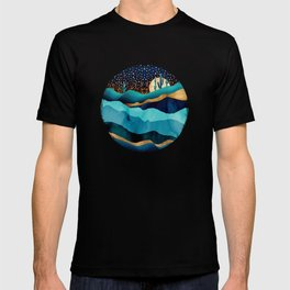 Indigo Desert Night T-shirt