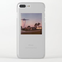 Don Reed Clear iPhone Case