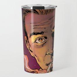 Benny Inked - Full Colour Travel Mug