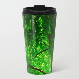 Maple Canopy, Dreamy and Magical Light Travel Mug