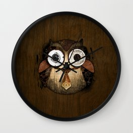 Little Gentleman Wall Clock