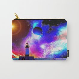 Lighthouse to the stars Carry-All Pouch
