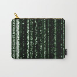 Streaming Mathematical Array Carry-All Pouch