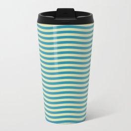 Wavy Waves Travel Mug