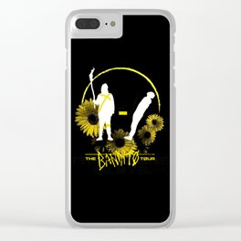 Trench Clear iPhone Case