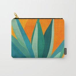 West Coast Sunset With Agave Carry-All Pouch