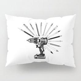 Power Tools Pillow Sham