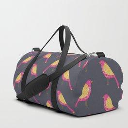 Sarcastic Bird Duffle Bag