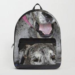 Happy Great Dane Backpack