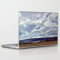 tennessee Laptop & iPad Skins featuring Tennessee Sky by molliemacks