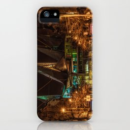 Justice has Landed iPhone Case