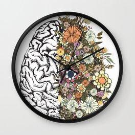 Anatomy Brain Wall Clock